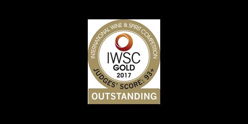 IWSC gold oustanding
