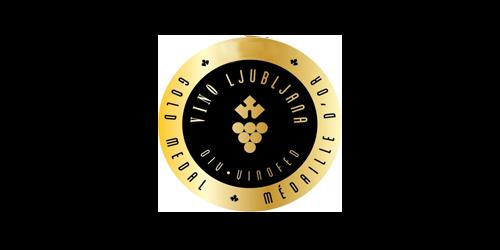 Ljubljana GOLD 500x250