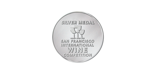 San Francisco International Wine Competition Silver Medal