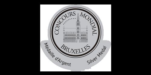 Concourse Mondial de Bruxelles Silver 500x250