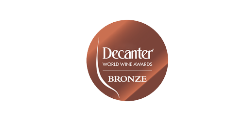 Decanter WWA Bronze