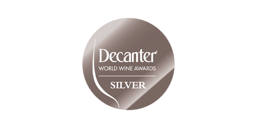 Decanter WWA Silver