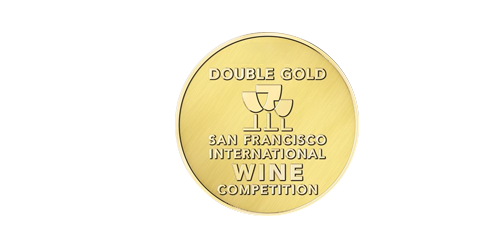 San Francisco International Wine Competition Double Gold 500x250