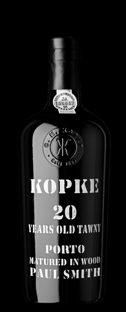 Garrafa Kopke personalizada