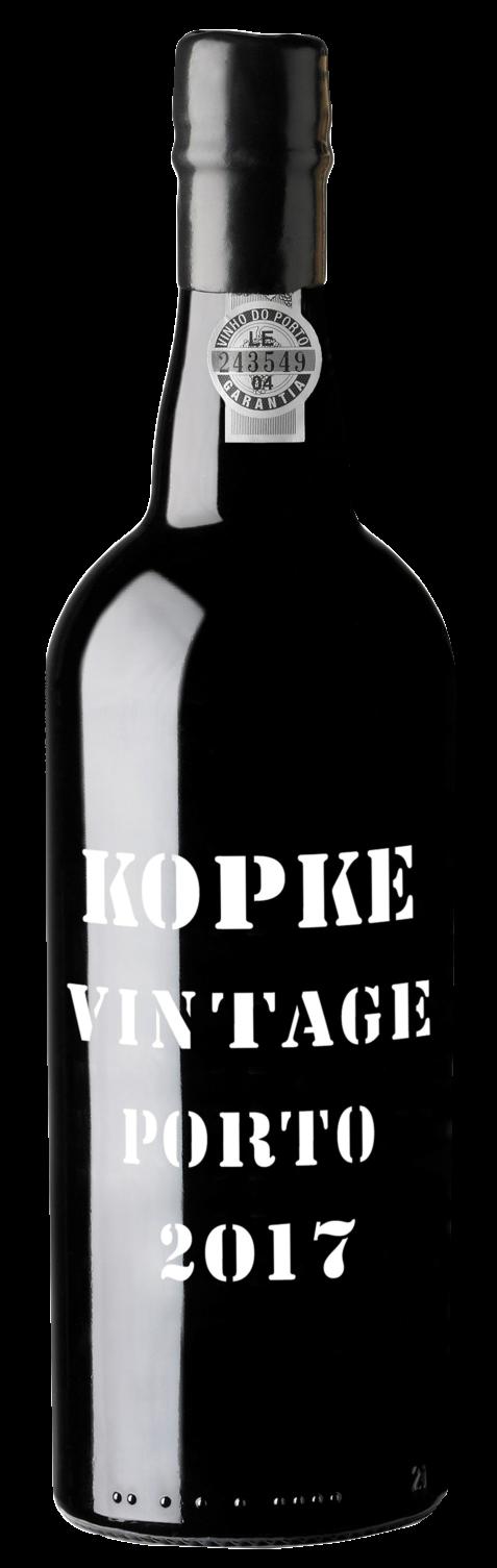 Kopke Vintage Porto 2017