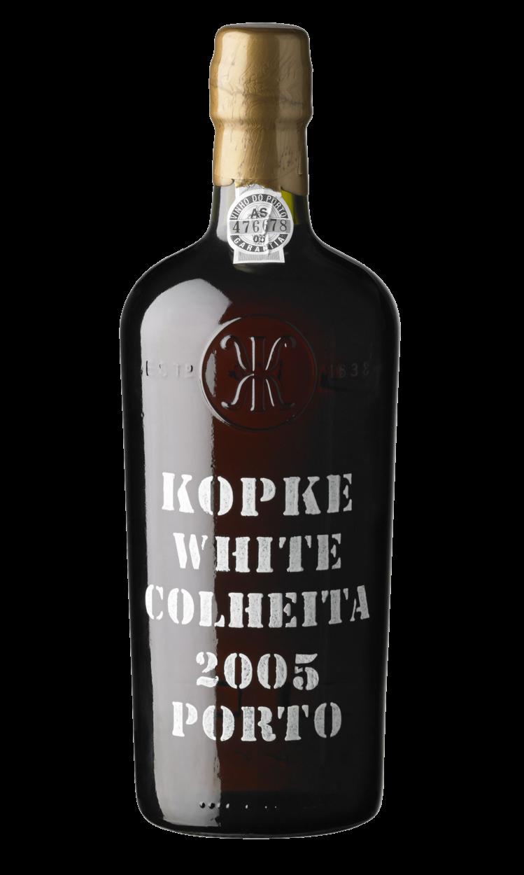 Kopke Colheita White Port 2005